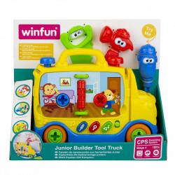 Winfun Junior Builder Tool Truck