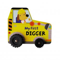 North Parade - My First Digger