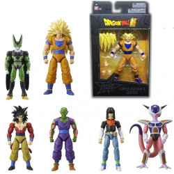 Dragonball Stars Figure 6asst 6.5- Assortment