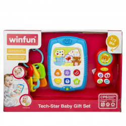 Winfun Tech-star Baby Gift Set