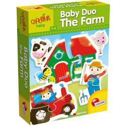 Lisciani Baby Duo The Farm