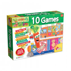 Lisciani Carotina Talking Pen 10 Games