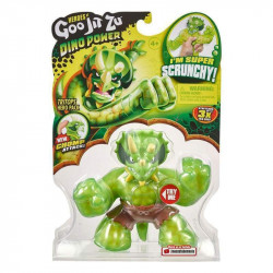 Goo Jit Zu Action Figure - Dino Hero Series 2 Tritops