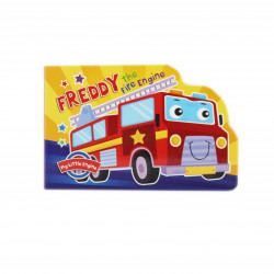 North Parade publishing - Freddy the Fire Engine Board Book