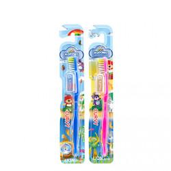 Kodomo Toothbrush Curvy, assortment