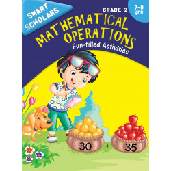 Smart Scholars Grade 2 Mathematical Operations
