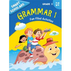 Smart Scholars Grade 2 Grammar 1