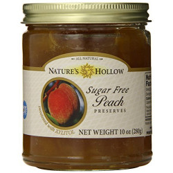 Xylo Sugar Free Peach Jam (280g)