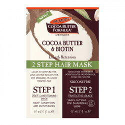Palmer's Cocoa Butter & Biotin Length Retention 2 Step Hair Mask