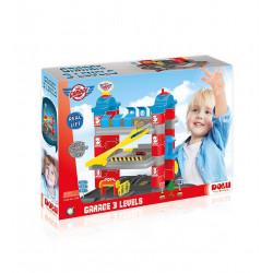 Dolu Kids 3 Level Garage Car-Park Toy