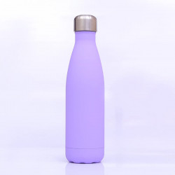 Genioworld Thermos Water Bottle 500ml - Mauve