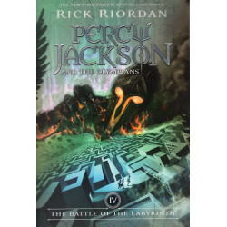 Percy Jackson Battle of the Labyrinth