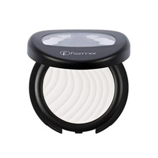 Flormar Matte Baked Eyeshadow M12 Satin in White