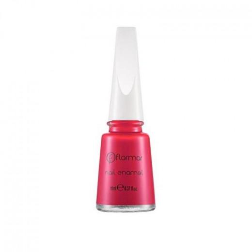 Flormar Nail Enamel 382 Raspberry pink 11ml