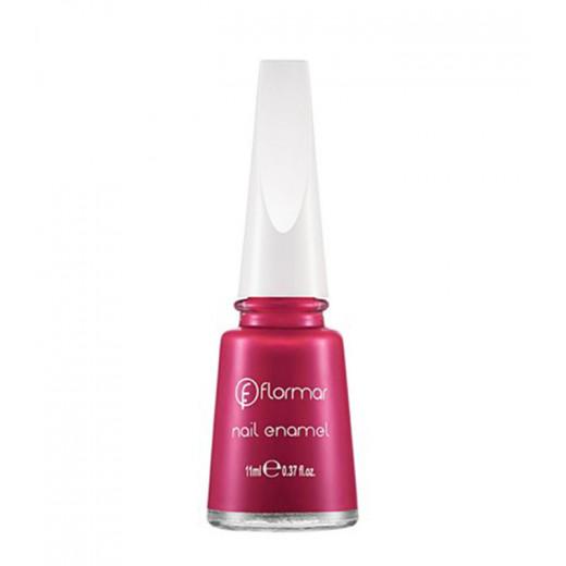 Flormar Nail Polish 409 Purple With Pink 11ml