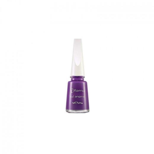 Flormar Nail Enamel 448 Royal Purple 11ml