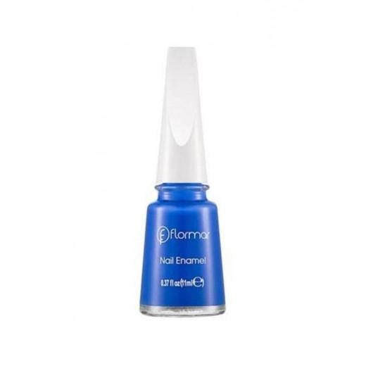 Flormar Nail Enamel 487 Navy Blue 11ml