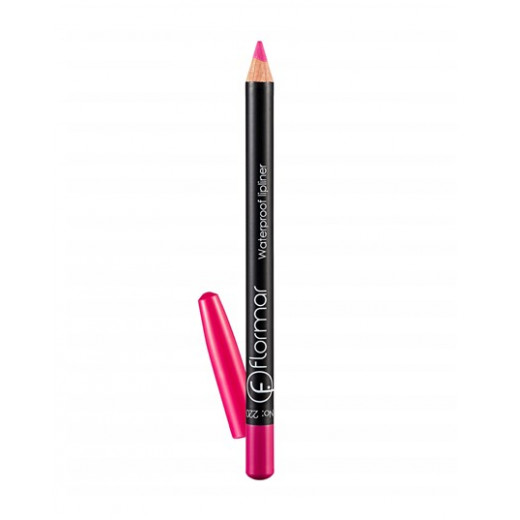 Flormar - Waterproof Lipliner Pencil 220 Rebellious Fuchsia