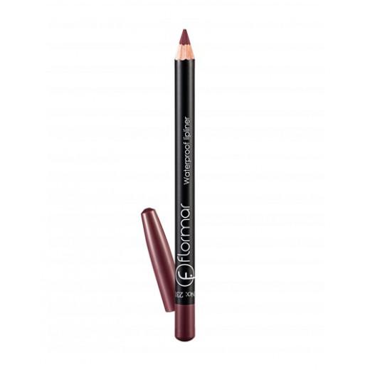 Flormar - Waterproof Lipliner Pencil 231 Berry Stain