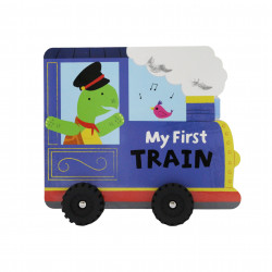 North Parade - My First Train