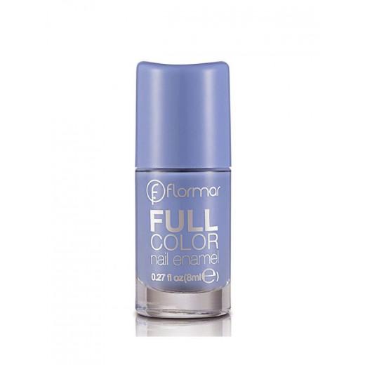 Flormar - Full Color Nail Enamel FC70 Blue Ribbon