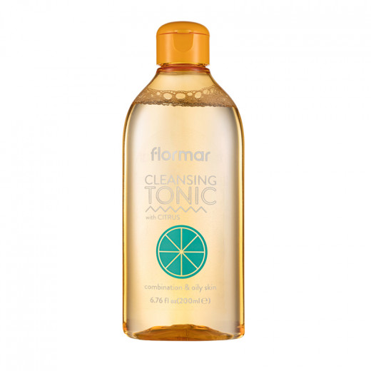 Flormar Cleansing Tonic Combination & Oily Skin