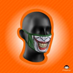 Monkeylicious Children's Face Mask, Joker