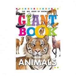 كتاب المعرفة الكبير - كتابي العملاقو الحيوانات باللغة العربية