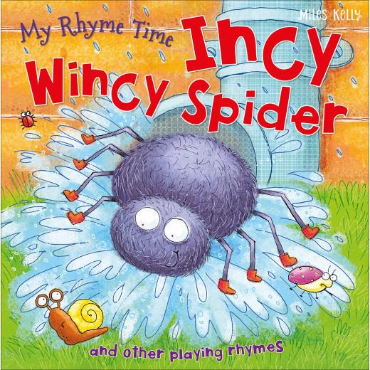 Miles Kelly - Rhyme Time Incy Wincy Spider