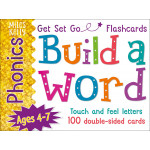 Miles Kelly - Get Set Go Phonics Flashcards