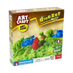 Art Craft Dinosaurs Modeling Play Sand Set
