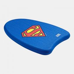Zoggs Superman Kids Swimming Kick Board Float 3-12 years Super Man Hero
