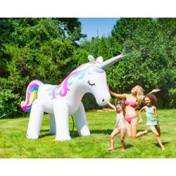 BigMouth Ginormous Unicorn Yard Sprinkler