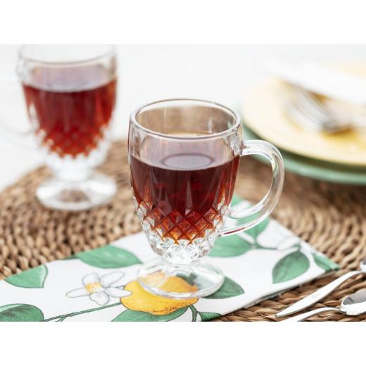 لاسال 4 أكواب شاي من مدام كوكو