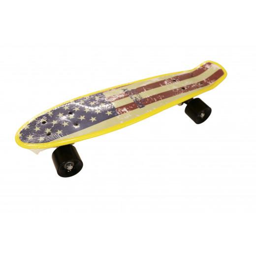 لوح تزلج مزدوج للاطفال والمبتدئين ، أمريكا ، 55 سم