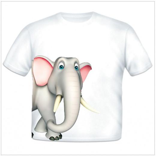 بلوزة صديق الفيل من جست اد اي كد|، 4 سنوات