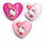 حزمة هدية هالو كيتي مع حلوى من ريلكون 10 جرام ، عبوة واحدة ، تشكيلة