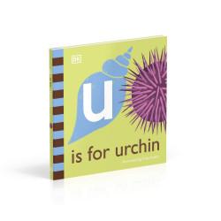 ( U - لقنفذ البحر ) -كتاب من كتب دي كي للنشر